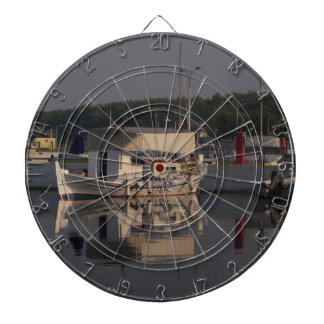 Small Fishing Boat Dartboard