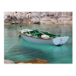 Small Fishing Boat Postcards