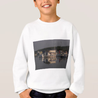 Small Fishing Boat Sweatshirt