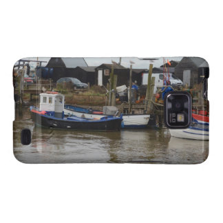 Small Fishing Boats Galaxy S2 Cover