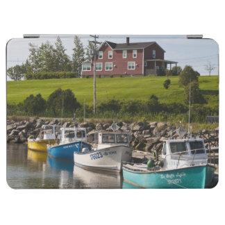 Small fishing village near Grande-Riviere, iPad Air Cover