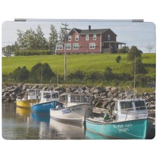 Small fishing village near Grande-Riviere, iPad Cover