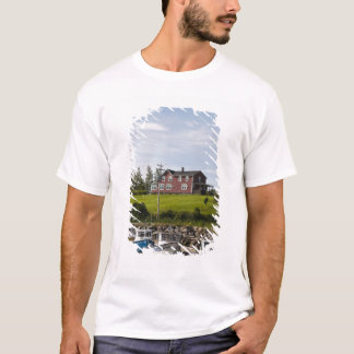 Small fishing village near Grande-Riviere, T-Shirt