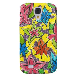 Small Flower Garden Galaxy S4 Case