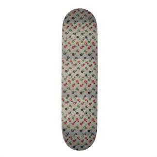small flowers skateboards
