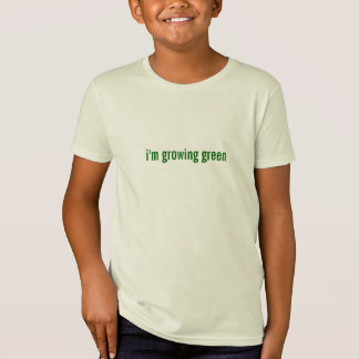 Small Friends Youth Organic T-Shirt in Natural