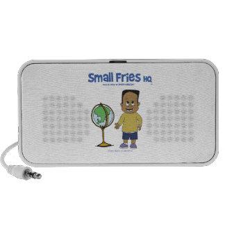 Small Fries HQ Raymond Speaker