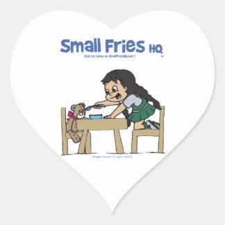 Small Fries HQ Rosita Heart Sticker
