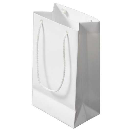 Custom Gift Bag - Small, Glossy