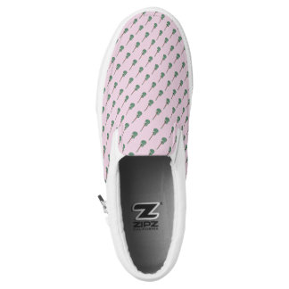 Small guitar all over print printed shoes