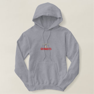Small Gymnastics Embroidered Hoodie