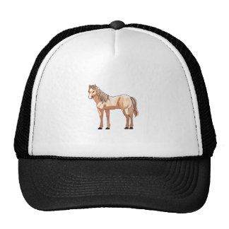 SMALL HORSE TRUCKER HAT