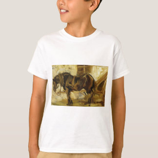 Small Horse Study by Franz Marc Shirt