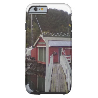 small house and sea.jpg tough iPhone 6 case