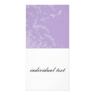 small idyll lilac (I) Picture Card