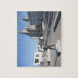 Small Jigsaw Puzzle With Liverpool Scene