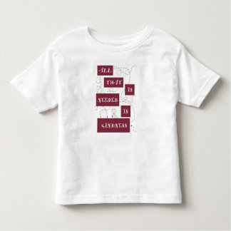 Small Kindness Toddler T-Shirt