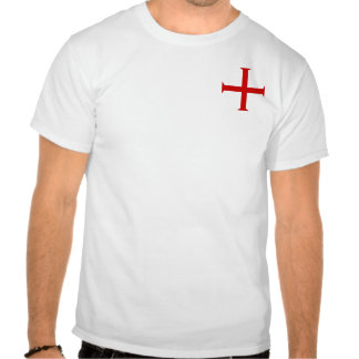 Small Knights Templar (Style A) Tees