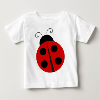 Small ladybird baby T-Shirt