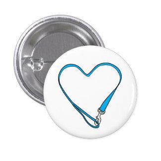 Small Leashed InstaDogWalk logo Button