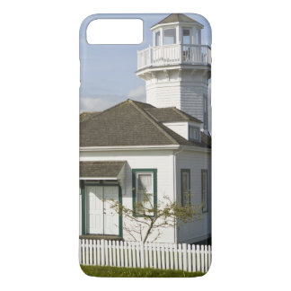 Small lighthouse in Port Townsend, WA iPhone 8 Plus/7 Plus Case