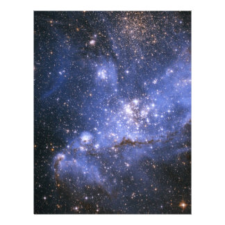 Small Magellanic Cloud 21.5 Cm X 28 Cm Flyer