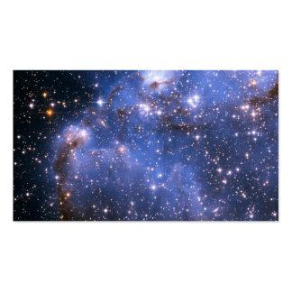 Small Magellanic Cloud Business Card Template