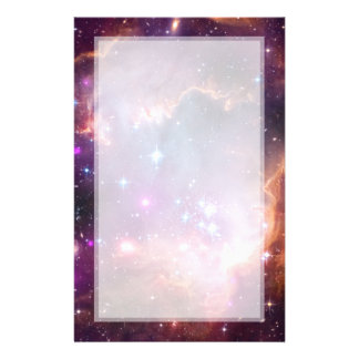 Small Magellanic Cloud Galaxy Space Flyers