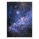 Small Magellanic Cloud Note Card