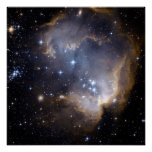 Small Magellanic Cloud Perfect Poster