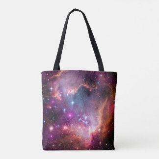 Small Magellanic Cloud Tote Bag