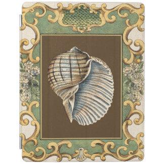 Small Mermaid's Shells iPad Cover