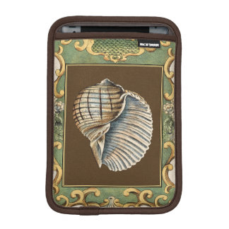 Small Mermaid's Shells iPad Mini Sleeve