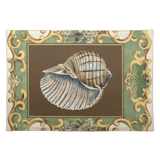Small Mermaid's Shells Placemat