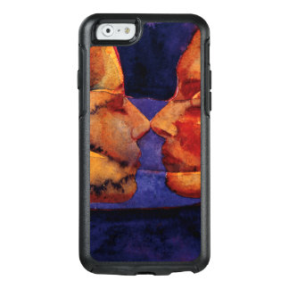 Small Mirror Twin with Figure OtterBox iPhone 6/6s Case