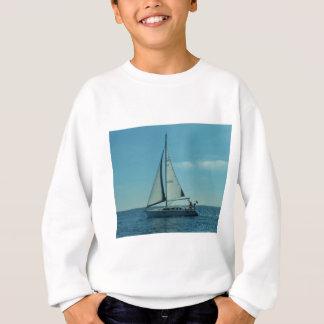 Small Modern Yacht Sweatshirt