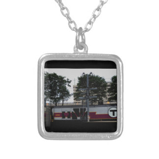 Small Necklace PHOTOGRAPH OF T Train
