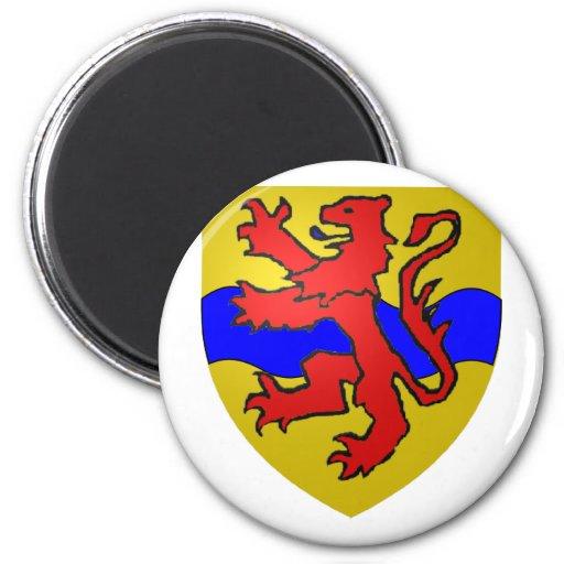 Small  Overijssel, Netherlands Magnets
