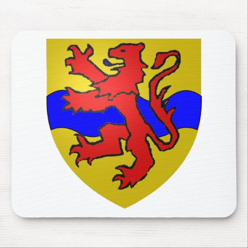 Small  Overijssel, Netherlands Mouse Pad