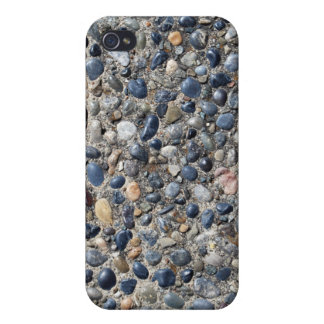 Small Paved Rocks iPhone 4/4S Covers