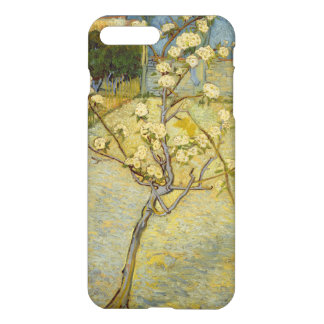 Small pear tree in blossom iPhone 7 plus case