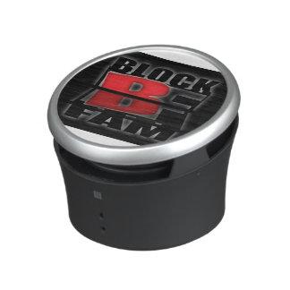 Small Portable Blockam Logo Speaker