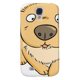 Small puppy wanting a snack samsung galaxy s4 cover