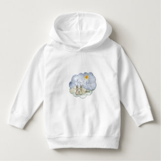SMALL RABBITS HOODIE