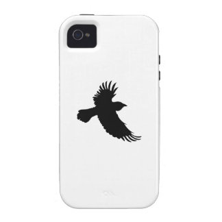SMALL RAVEN iPhone 4/4S CASE