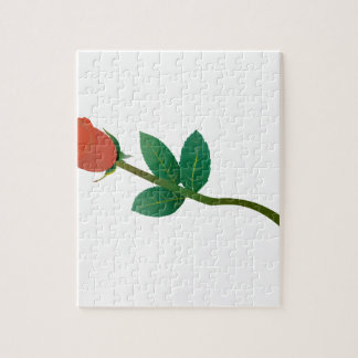 Small Rose Jigsaw Puzzle