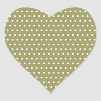 small scores dotted scored polka dots hots heart sticker