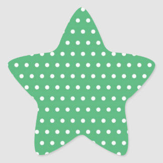 small scores polka dots scored dabs dabbed star sticker