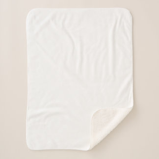 Small Sherpa Blanket
