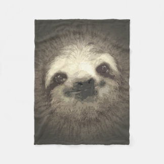 Small Sloth Blanket